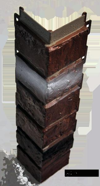 Novik Old Red Blend Brick Corner  sold 10 to a carton
