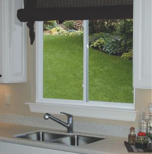 Window Horizontal sliding Window w(30in.) X h(14in.)