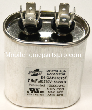 Run Capacitor Electric Furnace #S1-02420045700
