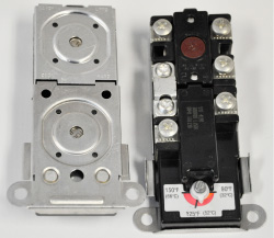 Water Heater Thermostat Double Pole