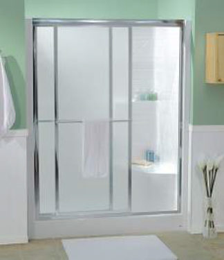"""By-Pass Shower Door 54"""""""