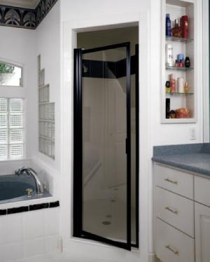 """Pivot Shower Door 28"""""""