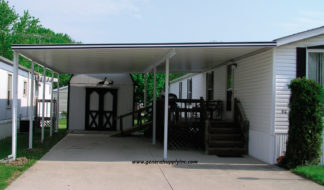 Deluxe II Patio Covers 200 sq.ft. or More (priced by the sq ft)