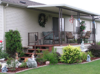 Classic Patio Covers 200 Sq.Ft. or More (priced by the sq.ft.)
