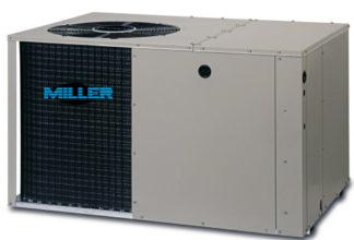 PR7E-048K 14 SEER 410-A 4.0 Ton Self Contained A/C Unit